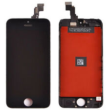 iPhone 5C Black Touch Screen Digitizer & LCD Assembly High Quality