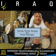 Various Artists - Iraq: Iqaat-Traditional Rhythmic Structure [New CD]