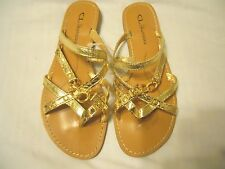 Womens Flip Flops Sandals Shoes Size 7M CL by Laundry