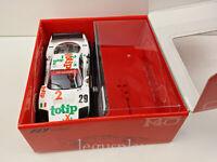 Slot car SCX Scalextric Fly 88314 Ferrari F40 24 H. Le Mans 1994