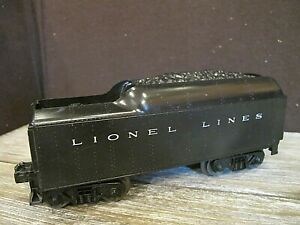 .Vintage Lionel Lines #1130T Coal Tender~ has all steps