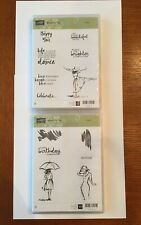 """Stampin' Up! Rubber Stamps - """"Beautiful You"""""""