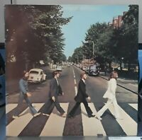 Trés Rare  Vinyl, LP,  Repress, Stereo -The Beatles  Abbey Road  ITALY 1970