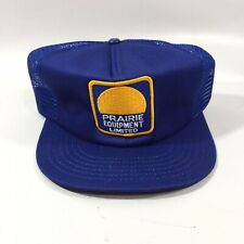 217f6788d83d6 Vintage Prairie Equipment Limited Mesh Snapback Trucker Hat Deadstock