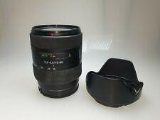 Carl Zeiss Vario-Sonnar DT 3,5-4,5 16-80 ZA T* Objektiv Sony A-Mount Anschluss