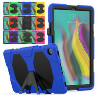 Shockproof Case with Screen Protector For Samsung Galaxy Tab S5e 10.5 T720 T725