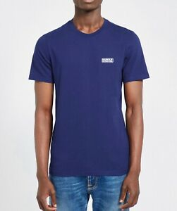 BRAND NEW BARBOUR T SHIRT BLUE SIZE XXL RRP £40
