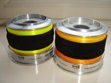 5 x NUOVA MATE REEL PESCA MARITTIMA/Big Pit Mulinello bobina fissa/Spool bande (estensibile)