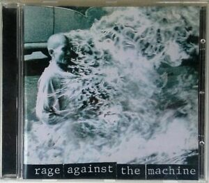 RAGE AGAINST THE MACHINE SAME S/T CD EPIC