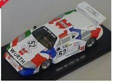 BMW M1 - Wurth - Marc Surer/Deacon/Dieter Quester- 24h Le Mans 1981 #52 - Spark