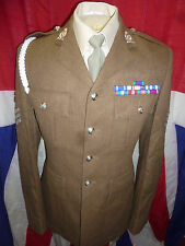 """ROYAL ARMY VETERINARY CORPS ARMY NO2 UNIFORM CHEST:100CM/39"""" BRITISH ARMY ISSUE"""