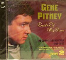 GENE PITNEY 'Cradle of My Arms' - 2CD Set on Jasmine