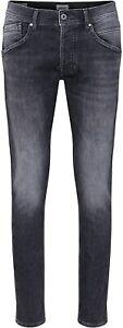 Pepe Jeans Track Jeans, Black Used Gymdigo Denim, TAILLE - 32W/32L - HOMME
