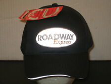 Roadway Express Trucking Company Reflective Safety Trucker Baseball Hat New! NWT