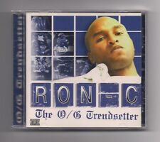 RON-C - The O/G trendsetter CD SEALED rare 2004 + 1 bonus TOO $HORT