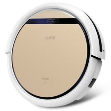 ILIFE V5S Pro Intelligent Robotic Vacuum Cleaner Cordless Dry Wet Sweeping Gold