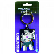Hasbro Transformers Megatron Licensed Metal Key Fob-Key Ring-Keychain