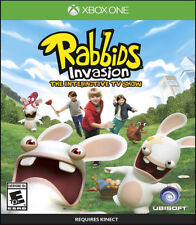 Rabbids Invasion Xbox One, New