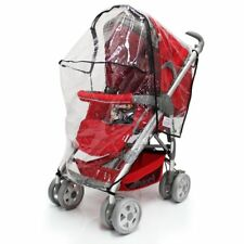 Rain Cover For Jane Rider Transporter 2 Travel System (Flame)