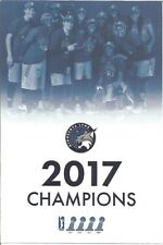 Minnesota Lynx championship card; PROWL Autograph!
