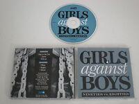 Girls against Boys / Nineties Vs.Eighties ( Adult Swim Records AS3CD) CD Album