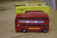 Vintage Budgie Routemaster Bus  No 236 Boxed