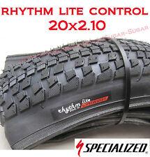 - New - Specialized Rhythm Lite Control Tyres - Size:20 x 2.10