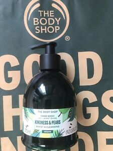 Body Shop Xmas 2021 Kindness And Pears Hand Wash 275ml