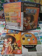 Playstation 2 PS2:One Piece - Grand Battle [TOP & 1ERE EDITION] COMPLET - Fr