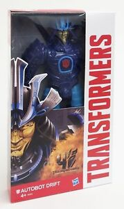 Transformers 12in. AUTOBOT DRIFT Figure - AGE OF EXTINCTION 2014