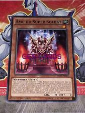 Carte YU GI OH AME DU SUPER SOLDAT DOCS-FR021 x 3