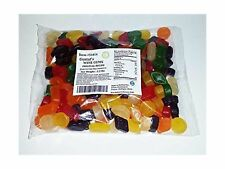 Gustaf's Wine Gums Gourmet English Style candy  2.2 lbs = 1kg Orgnal Recipe