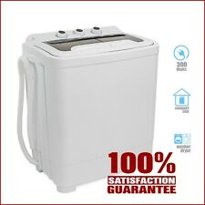 Electric Portable Mini Small Compact Washing Machine Washer Spin Dryer Machin