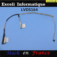 LCD LED LVDS VIDEO SCREEN CABLE NAPPE DISPLAY  HP TouchSmart 15-R008NA 15-R106NA