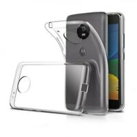 PT Case Cover Gel Silicone Transparent Clear For Motorola Moto G5 (4G) 5""