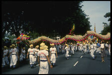 493012 Dragon In The Chinese New Year Parade Singapore A4 Photo Print