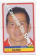 N°053 PABLO SALINAS # BOLIVIA STICKER PANINI COPA AMERICA VENEZUELA 2007