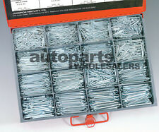 CHAMPION MASTER KIT SPLIT PINS COTTER PINS ASSORTMENT (1540 Pieces)