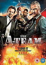 THE A TEAM - Liam Neeson, - NEW DVD - IN STOCK - FREE P&P