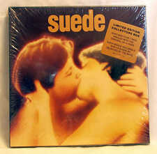SUEDE THE SINGLES 1993 LMTD EDITION COLLECTORS BOX SET MINT SEALED NUDE 38X77275