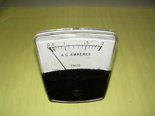 Emico A.C. Amperes Panel Meter.New 6 Pieces