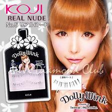 KOJI Dolly Wink False Eyelashes # 5 Real Nude 2 pairs