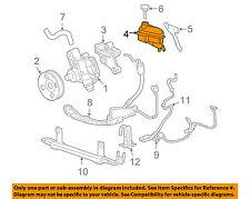 Cadillac GM OEM 05-11 STS-Power Steering Reservoir Tank 19133714