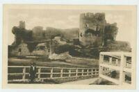 Caerphilly Castle Glamorgan Postcard #3, B964