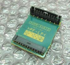 SONY STR-DE615 Receiver REPAIR PART - Surround Connector PCB 1-665-490-11
