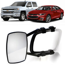 CLIP-ON TOWING MIRROR tow extension extend side rear view hauling for chev