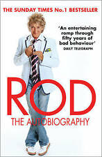 Rod: The Autobiography by Rod Stewart (Paperback, 2013) S