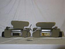 00 Chevy Astro Van sun visor set GMC Safari