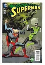 SUPERMAN # 43 (GREEN LANTERN 75, NOV 2015), NM/M NEW