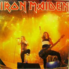 "IRON MAIDEN ""RUNNING FREE / SANCTUARY""   7' reissue sealed"